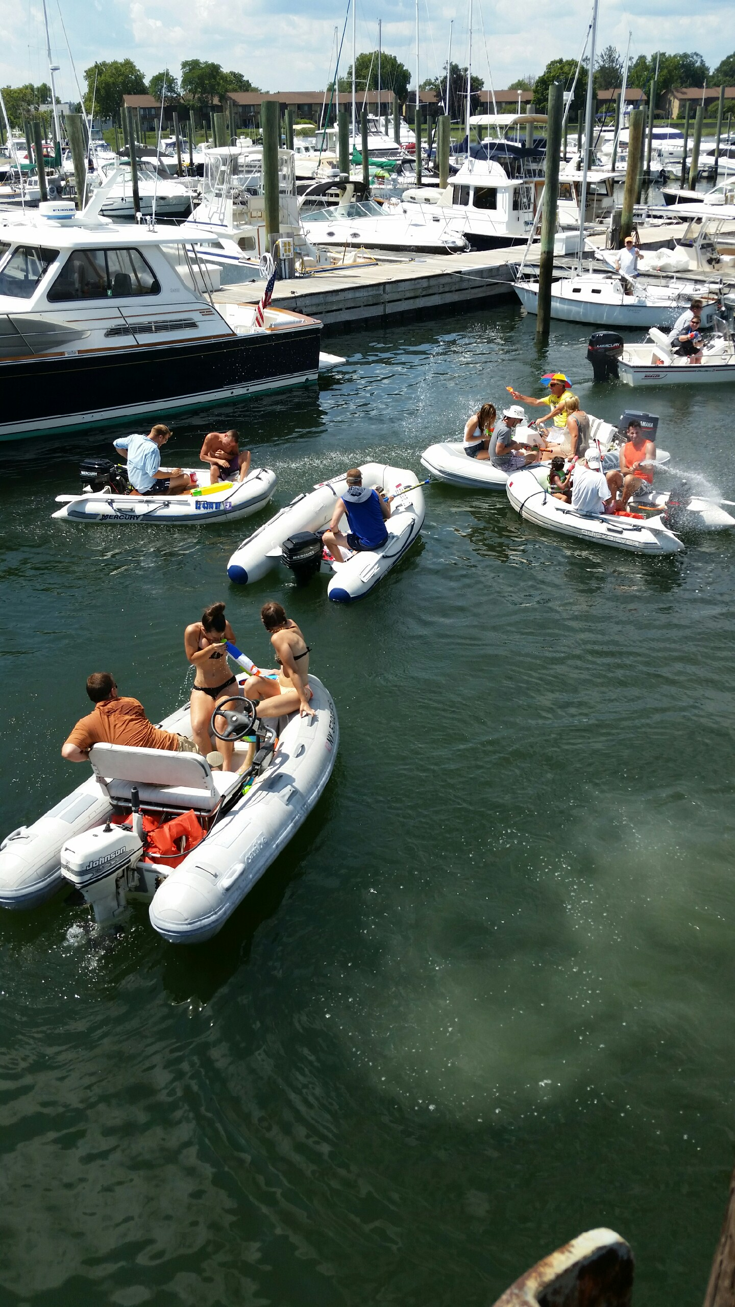 2015 Dinghy Poker Run